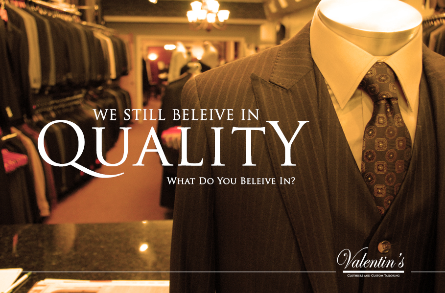 High Quality Fabric Suits