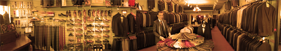DRESS & CASUAL SHIRTS -  Men's Clothing Store