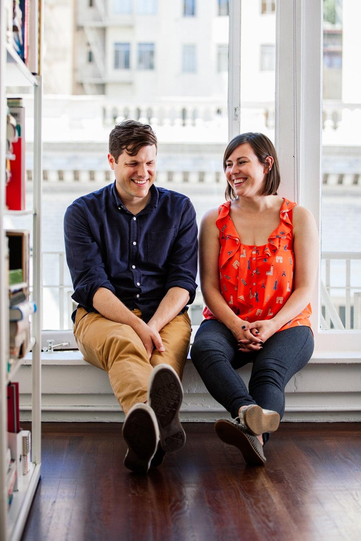 Ryan Meis & Sarah Labieniec // Lab Partners