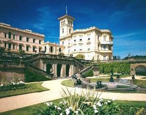 UK, Isle of Wight, Osborne House