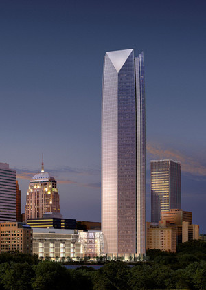 Devon Energy World Headquarters