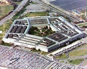 USA, Washington D.C., Pentagon