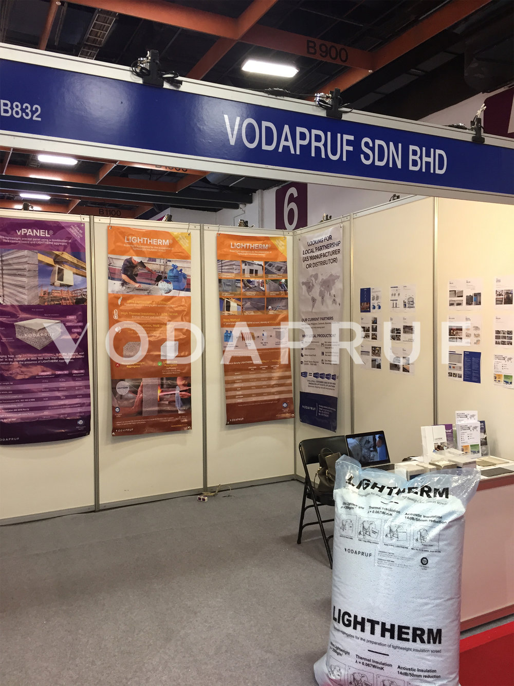 Tapei, Building Show - December 2016