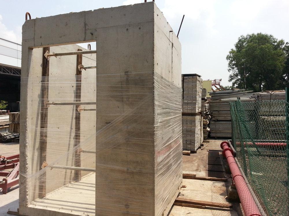 Prefabricated Bathroom Unit (PBU) -