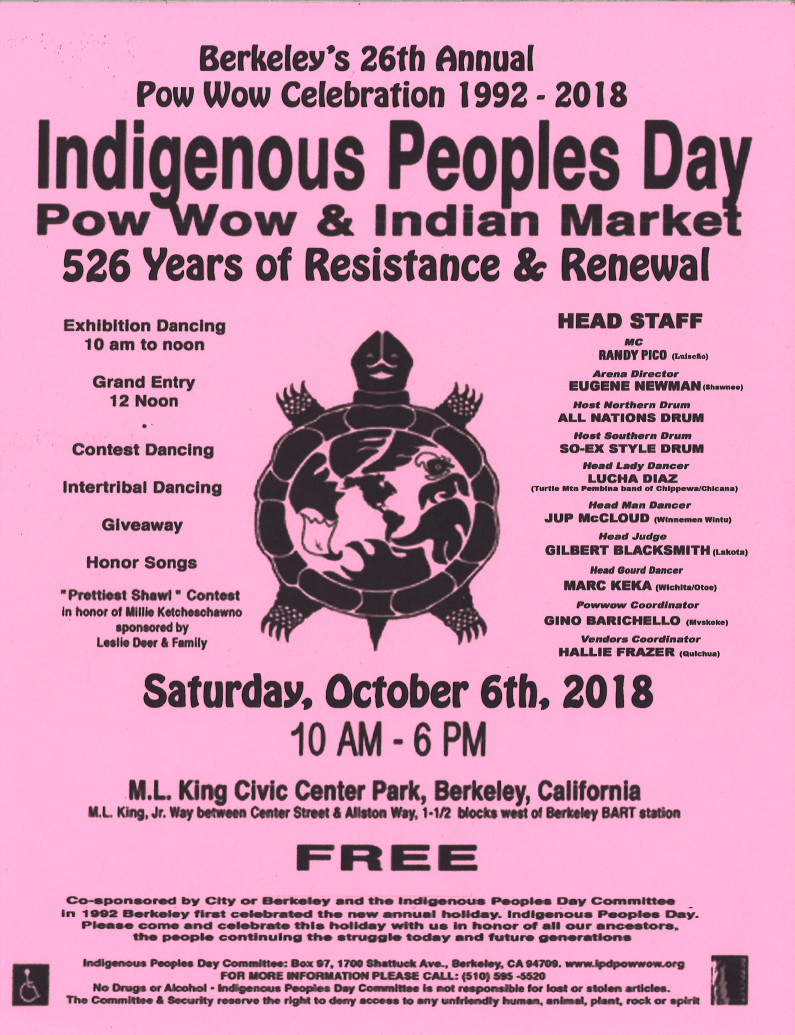 26th Annual Indigenous Peoples Day Pow Wow.PNG