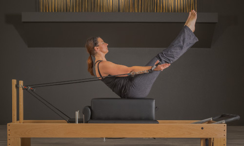 PILATES - FLEXIBILITY, STRENGTH, CONTROL, ENDURANCE
