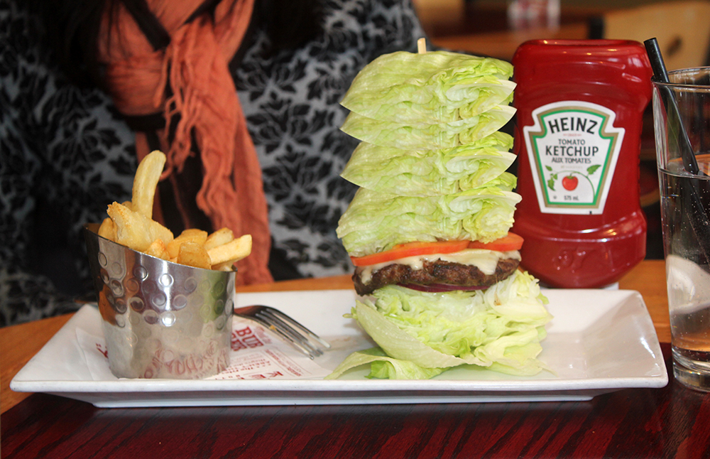 Clearly it was an Iceberg lettuce...the large kind...that sank the Titanic.