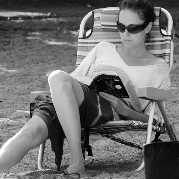 Dal Anderson - Leah's Sister, Reading