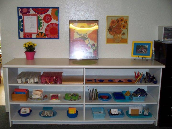 Primary Class Language Shelf