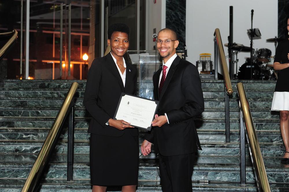 Scholarship Awardee - Krystal Gilbert (KPMG).JPG