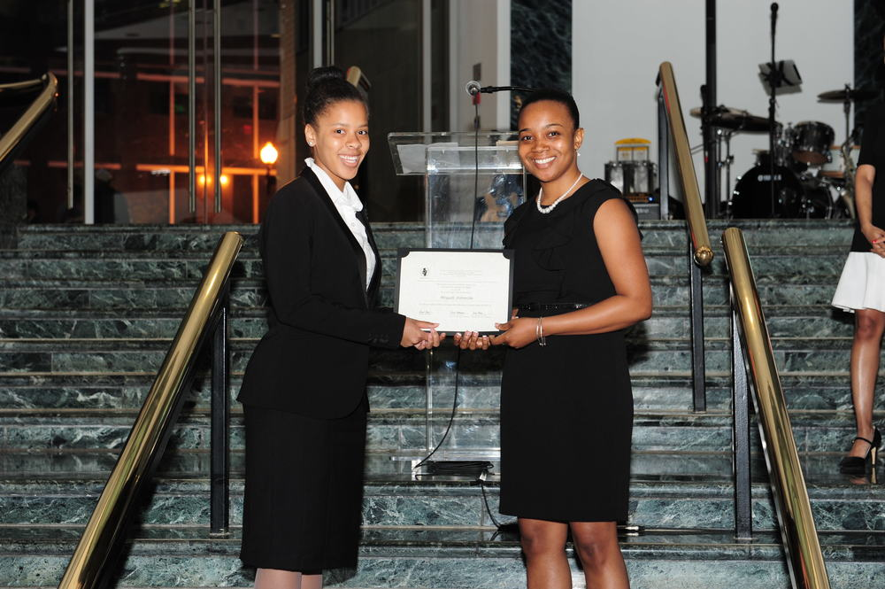 Scholarship Awardee - Miyah Johnson (Deloitte).JPG