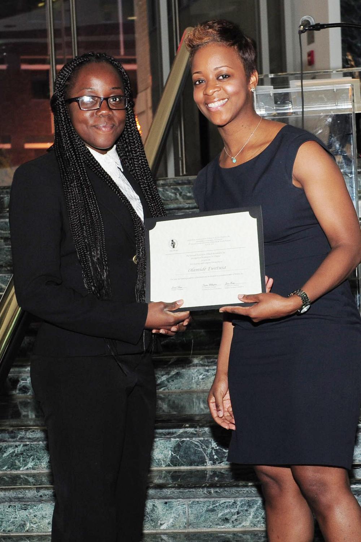 Scholarship Awardee - Olamide Ewetusa (Kearney & Co).JPG