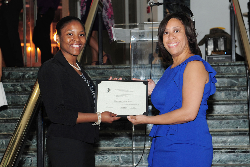 Scholarship Awardee - Tanequa McQueen (Bert Smith).JPG