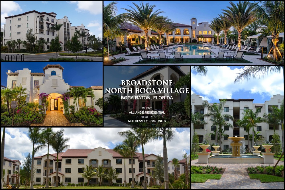 north boca village
