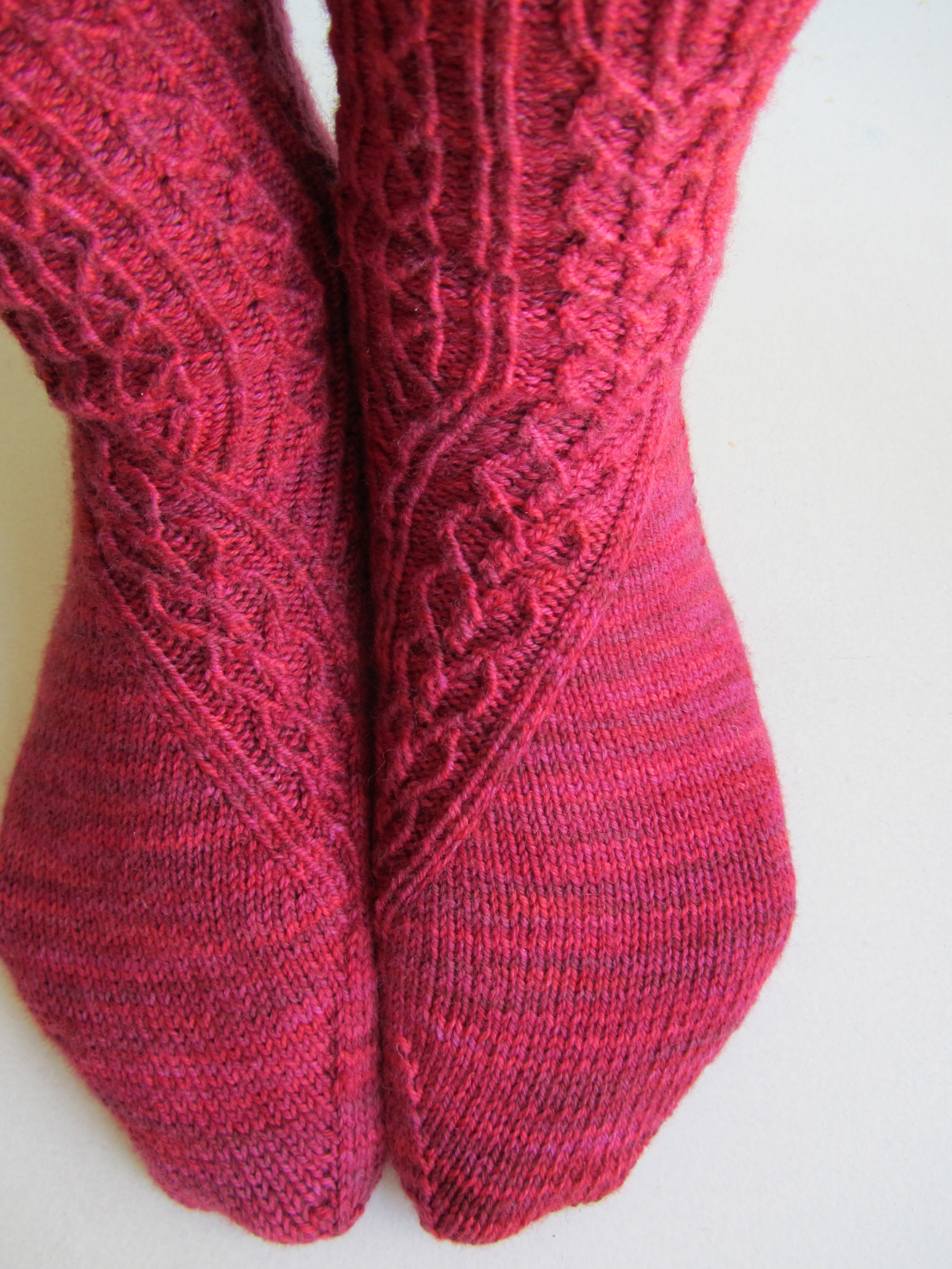 Staked Socks