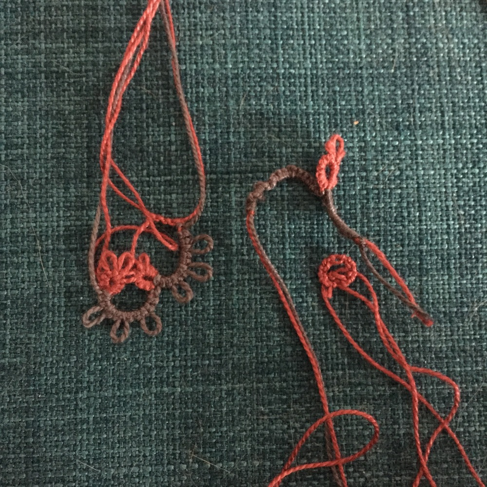 Tatting Experiments