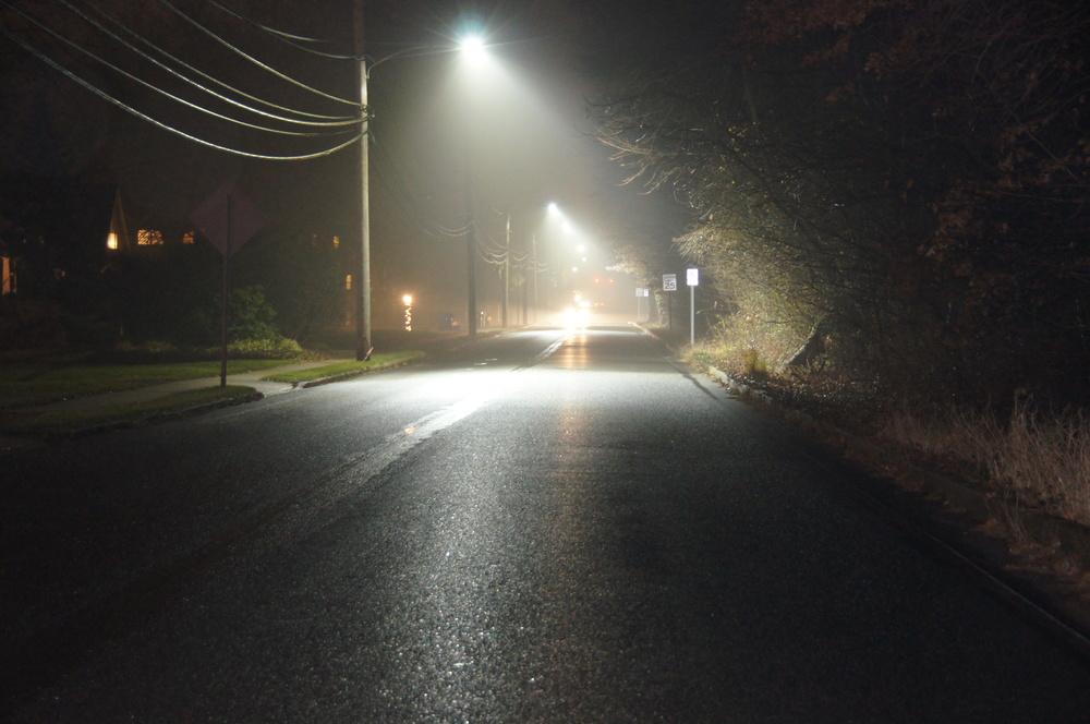 Example of Kopa Lighting in residential area.