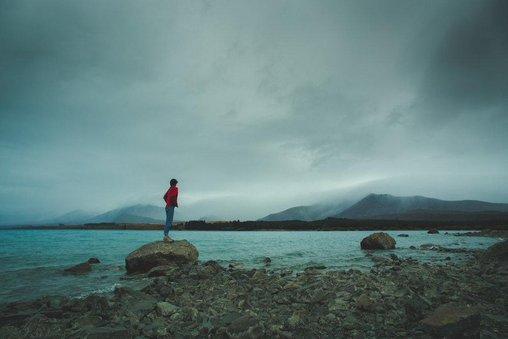 South Island - Lake Tekapo