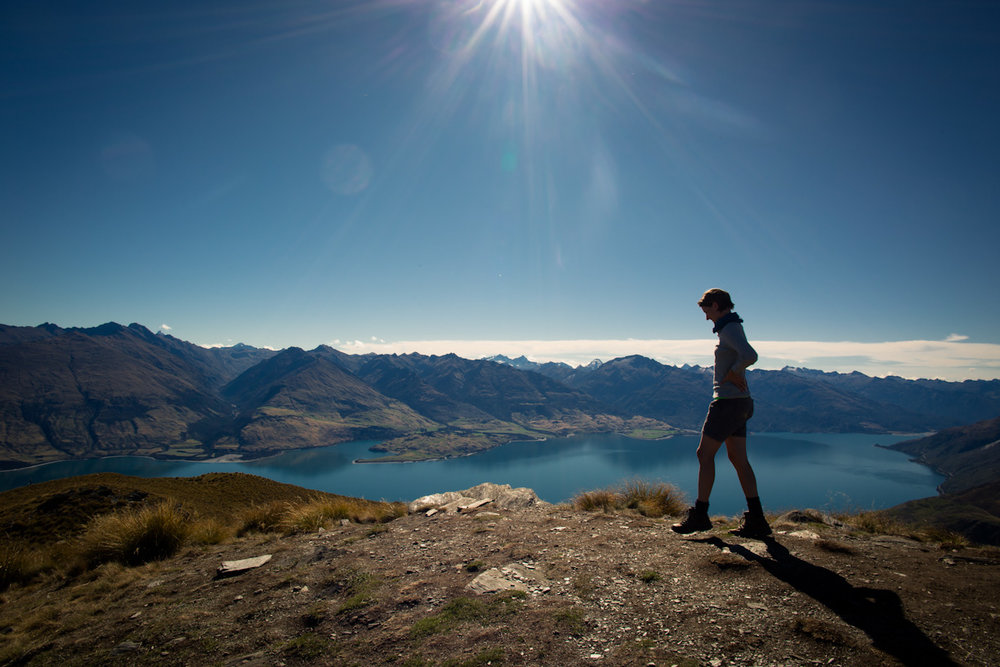 Lake Hawea hike