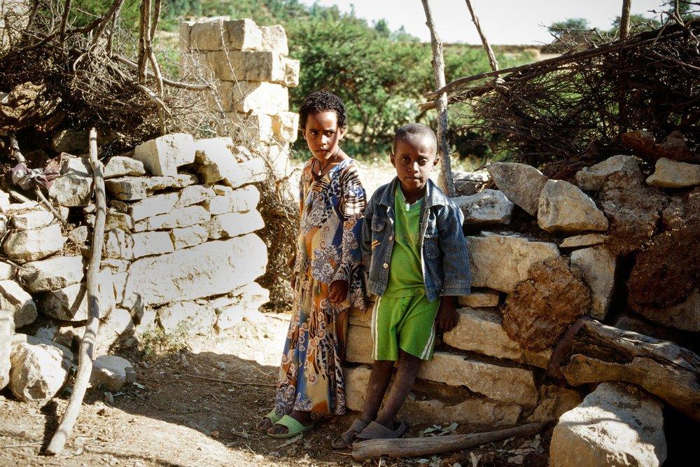 Wikro, Ethiopia // 2011 // 35mm Film