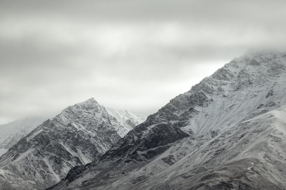 The Alaska Range // Denali National Park, AK // Digital // 2013