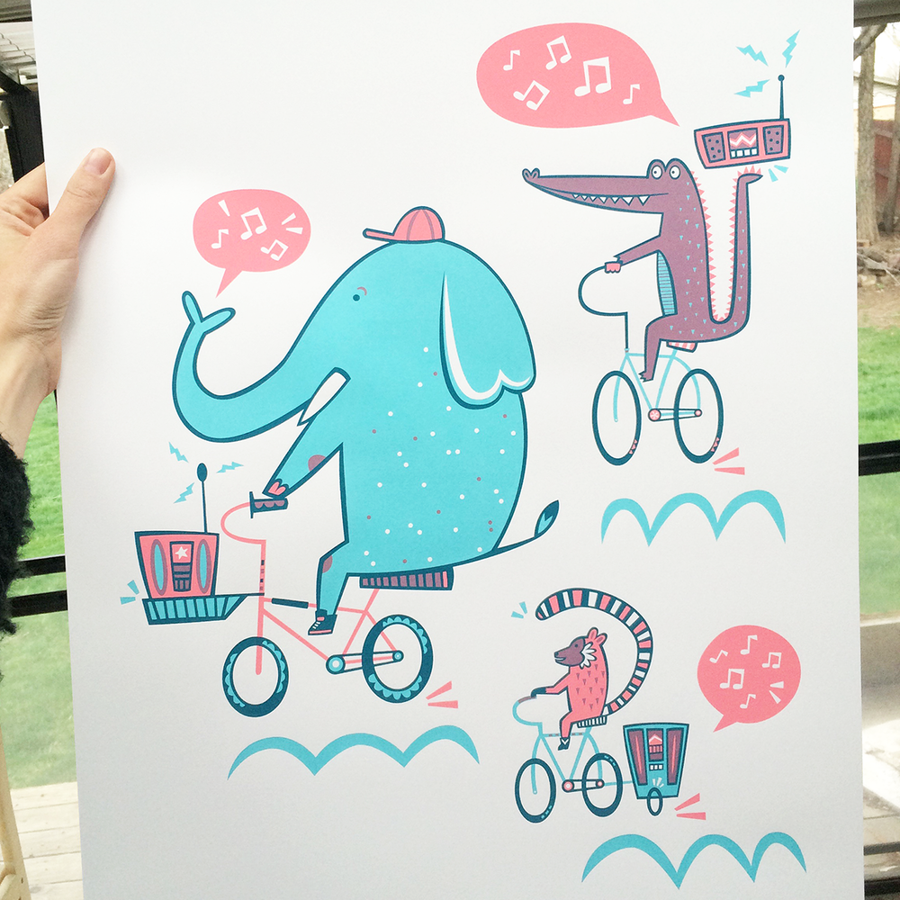 Poster Design for Artcrank