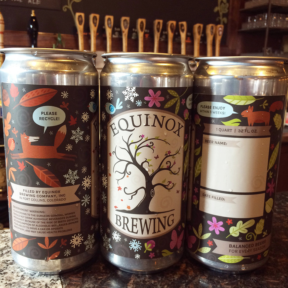 Equinox Crowler Can