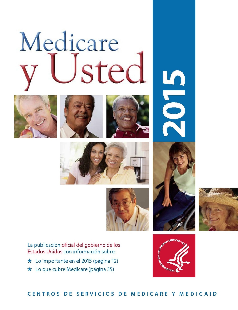 Medicare y Usted 2015