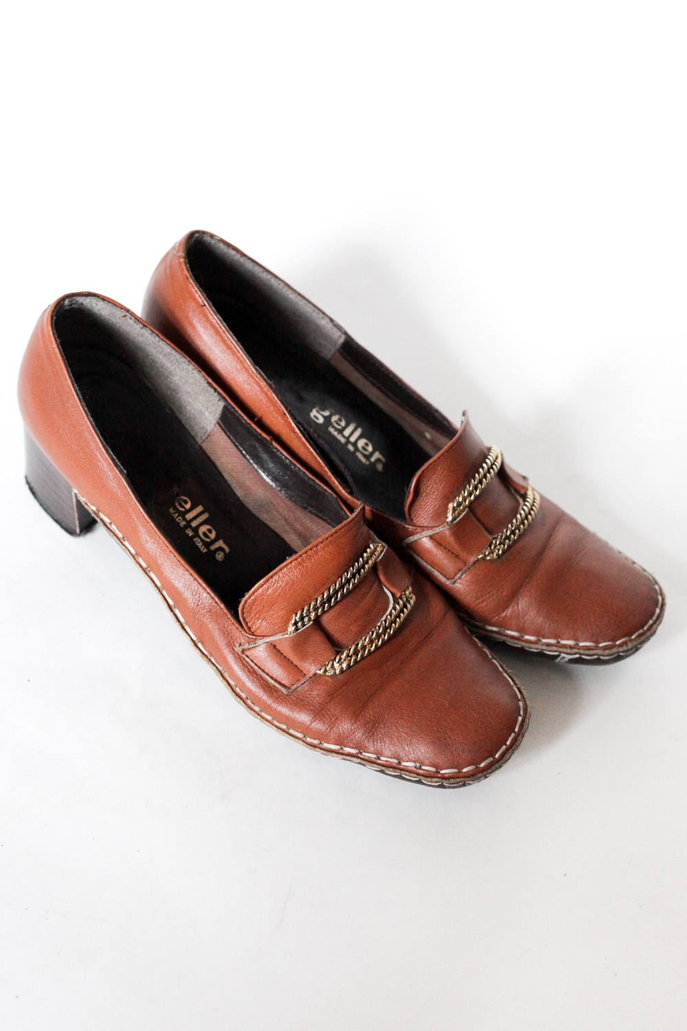 SHOES — THE BROWNSTONE COWBOYS