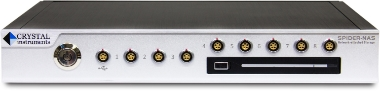 Spider-NAS: Stream data directly to this network attached storage module for safe and reliable data storage.