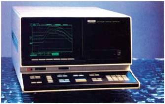 Figure 7. Solartron 1210 vibration control system.
