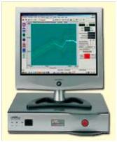 Figure 9. LDS-Dactron LASER vibration control system.