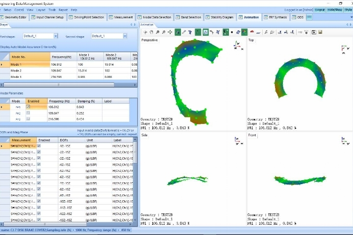 1. FEA Model Validation Using EDM Modal - Download Here