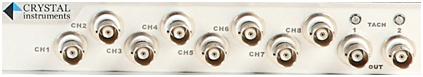 Figure 21:Spider-80X Input Channels