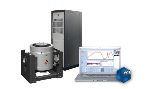 Single-Axis ShakerVibration Test Controllers - Modular Vibration Control Systems - Scales up to 512 Channels