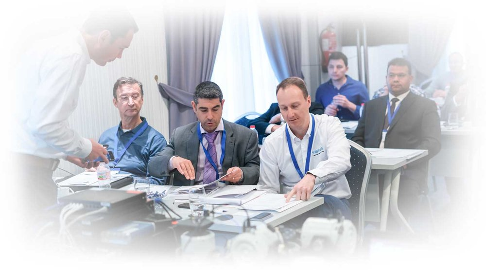Crystal Instruments Training Seminars are available around the world. Contact your  local distributor  for more information.