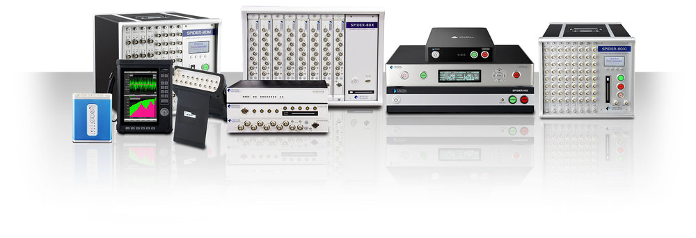 Use the form to contact Crystal Instruments Support department regarding your system.