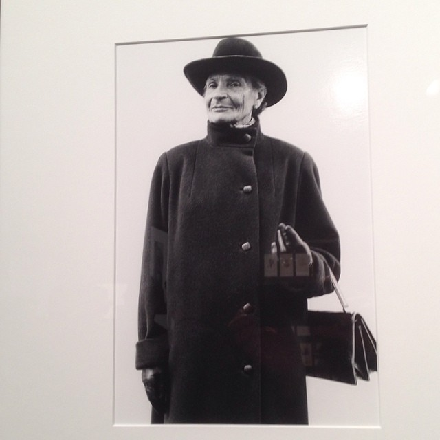 Always discoveries :Jacques Sonick B&W singularly striking portraits @aipad @fiftyone  (at AIPAD Photograhy Show)