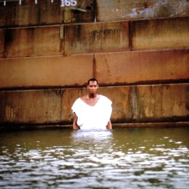 Saw last night the mesmerizing 5 hour film by Mathew Barney. Fantastic cinematography and an addictive score by Jonathan Bepler. At Bam 2 more nights until feb. 17. Based on Norma Mauler's Ancient Evenings.  #mathewbarney #jonathanbepler. #bam #milfordgraves #riveroffundament  http://ift.tt/NQlLRs