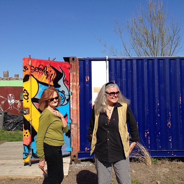 At THE POiNT's Art Container preparing my new exhibition on The South Bronx Trades, curated by Elisabeth Biondi and project producer Carey Clark. Opening Saturday May 17 at Hunts Point from 5 To 8 pm. #ThePoint #ThePointArtContainer #bronxtrades #exhibition #bronxcouncilonthearts @bronxcouncilontheart (at THE POINT's Art Container, 1391 Lafayette avenue, Bronx, NY, 10474)