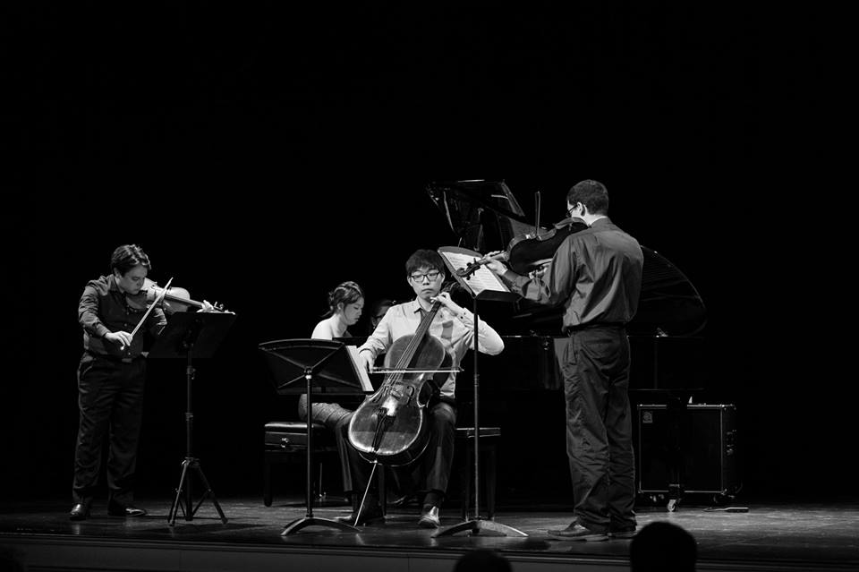 Sounds of Serendipity at Bohemian National Hall - 2014