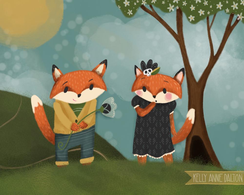KellyAnneDalton_CuteFoxes.jpg