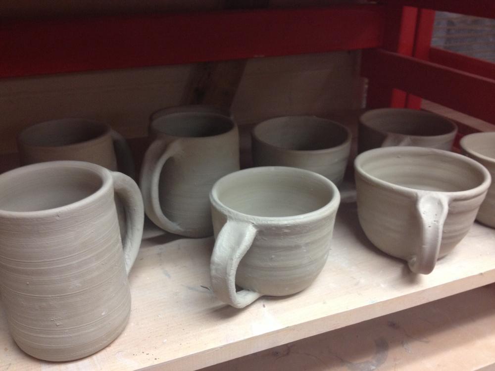 Mugs done