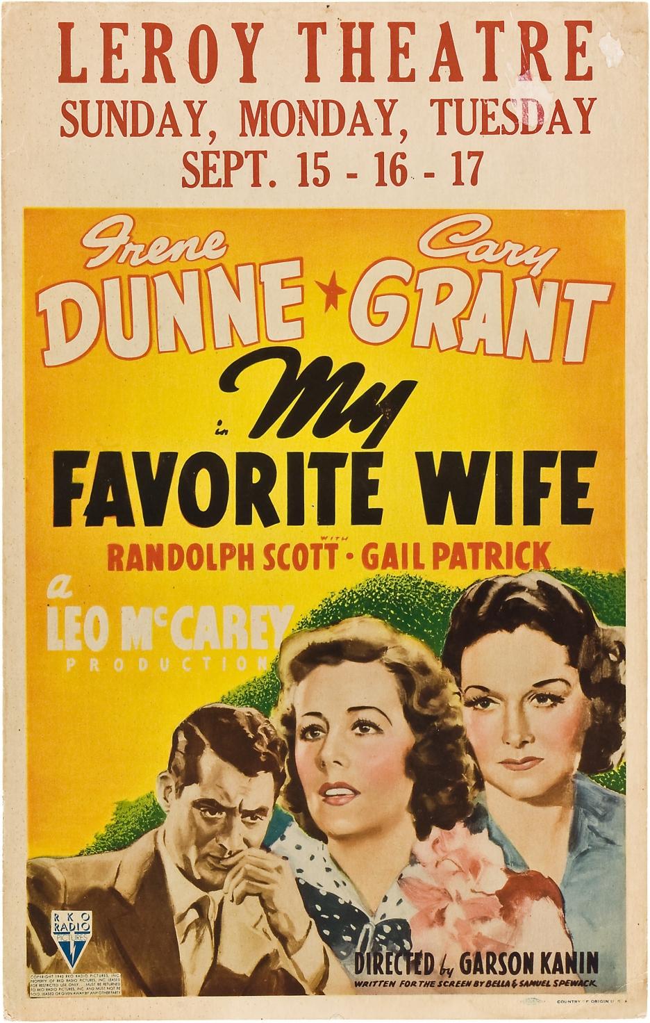 My Favorite Wife poster.jpg