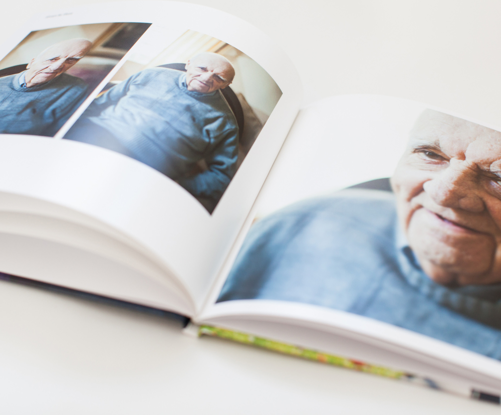 multimedia biographer - life books - legacy books and video - portrait photography - memory book - engagement gift - grandparent gift