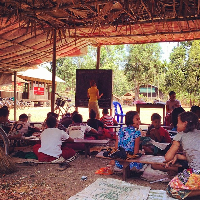 Team pointB is in Mudon township this week planning our next community needs finding for the month of May with village leaders, teachers, students and parents #pointbmyanmar #needsfinding #process #mudon