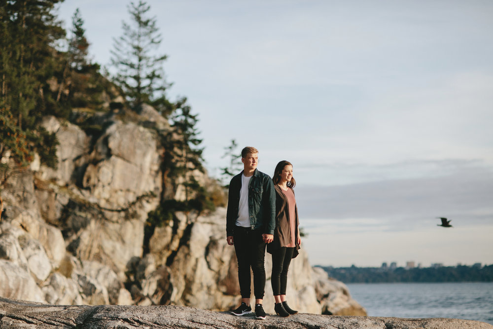 Amanda + Neil  - Lighthouse Park