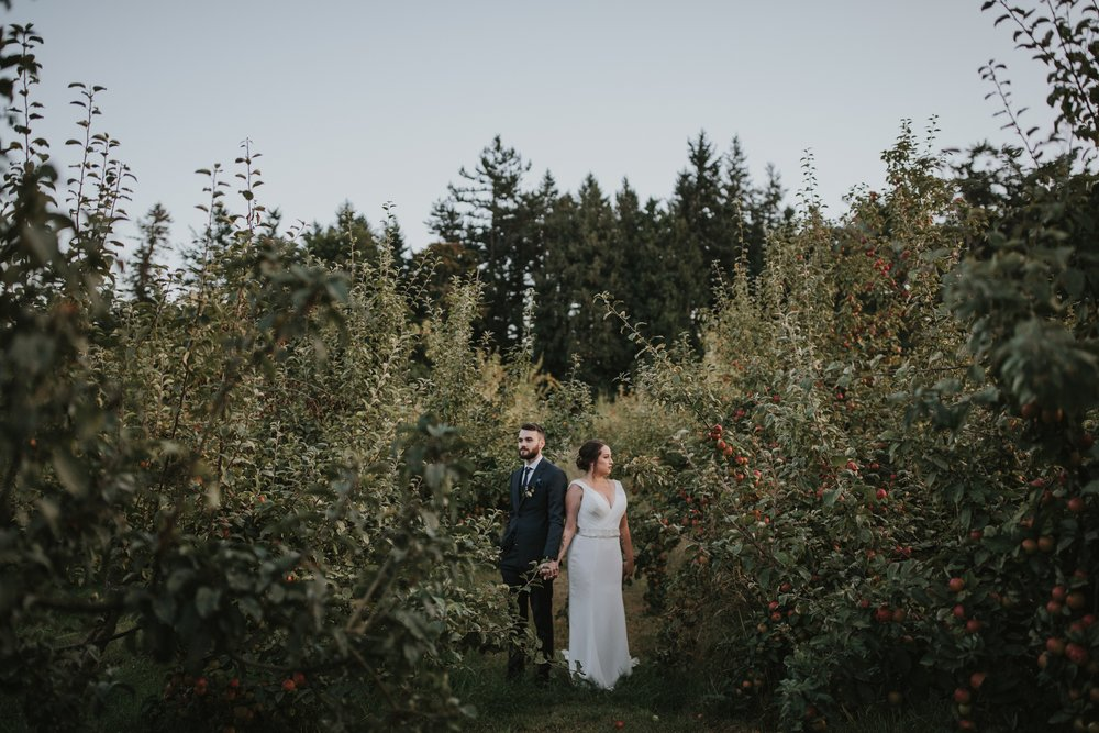 Brittany + Ryan - Sea Cider