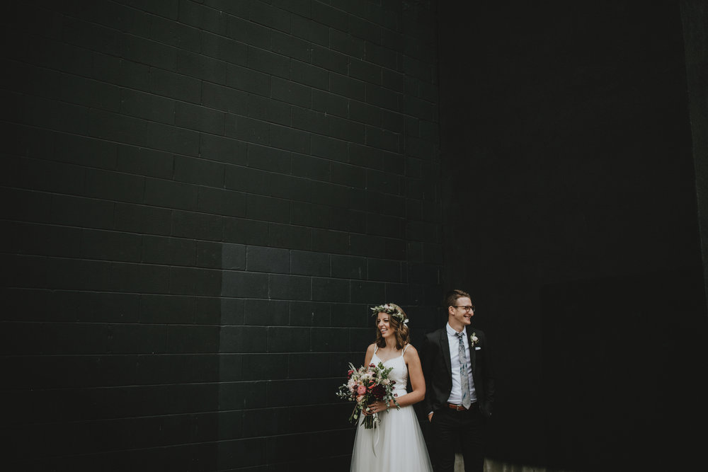 Kaitlyn + Tom - Union Wood Co.