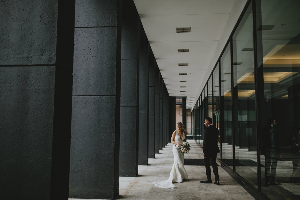 Tyler + Melissa - Terminal City Club